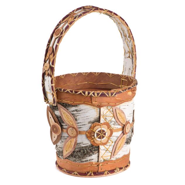 Ojibwe basket