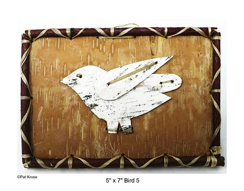 """Bird 5 - 5"""" x 7"""""""