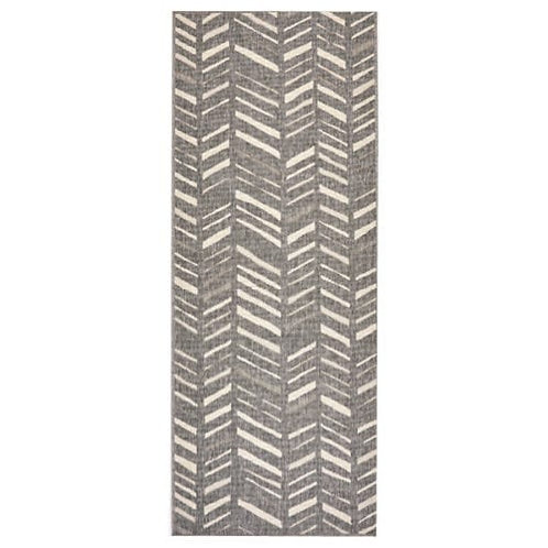 Smarticks Geometric Kitchen Runner