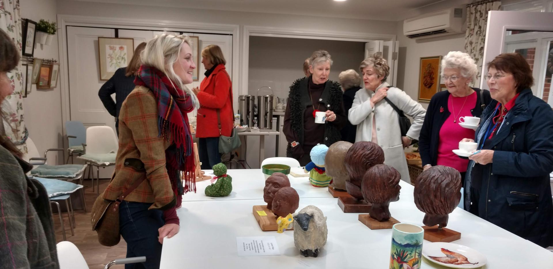 lynwood village exhibition