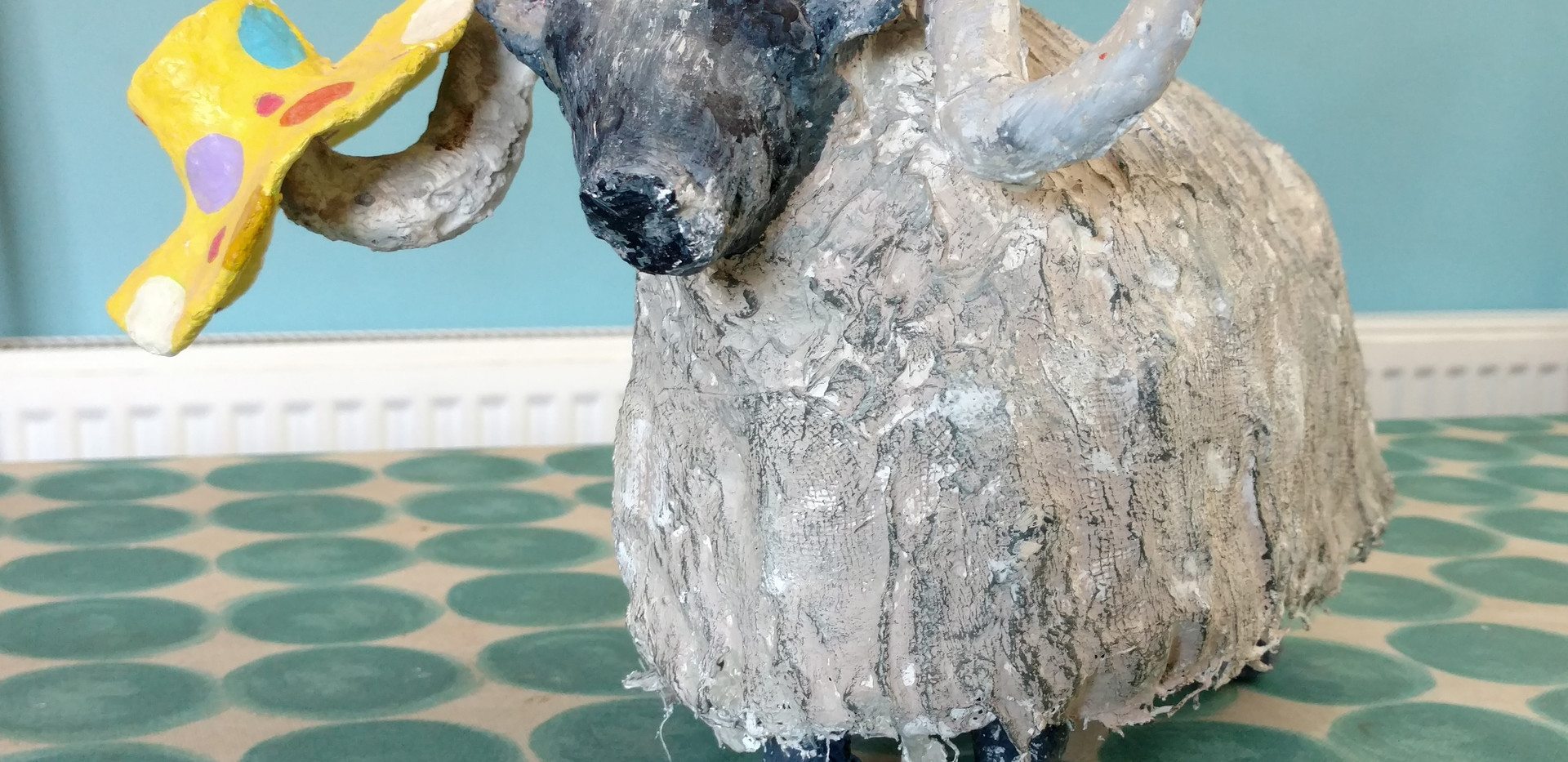 modroc sheep