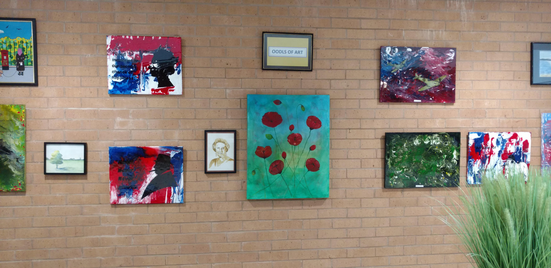 Photo from lynwoods previous exhibition