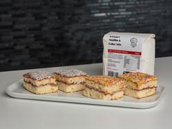 Cake Muffin Mix Chef Marezana