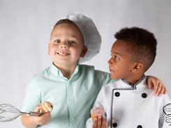 Chef Marezana Cupcake Baking Vegan