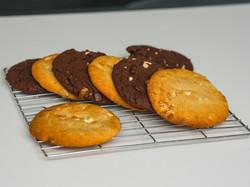 milk Chocolate Cookie Mix by Chef Mareza