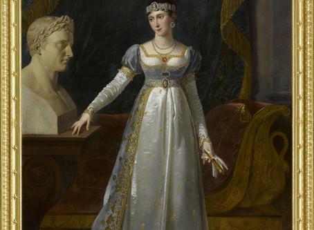 [Patrimoine] La Princesse Pauline Borghèse (1780-1825)