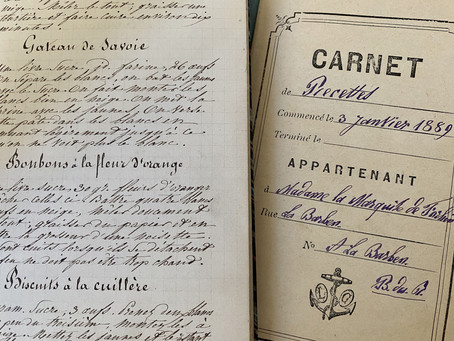 """Les secrets d'Armeline - Épisode 2 """"Les recettes de la famille Forbin"""""""