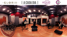 """Angorá lança novo projeto """"Angorá Music 360º Live Sessions"""" e convida a banda Gloria."""