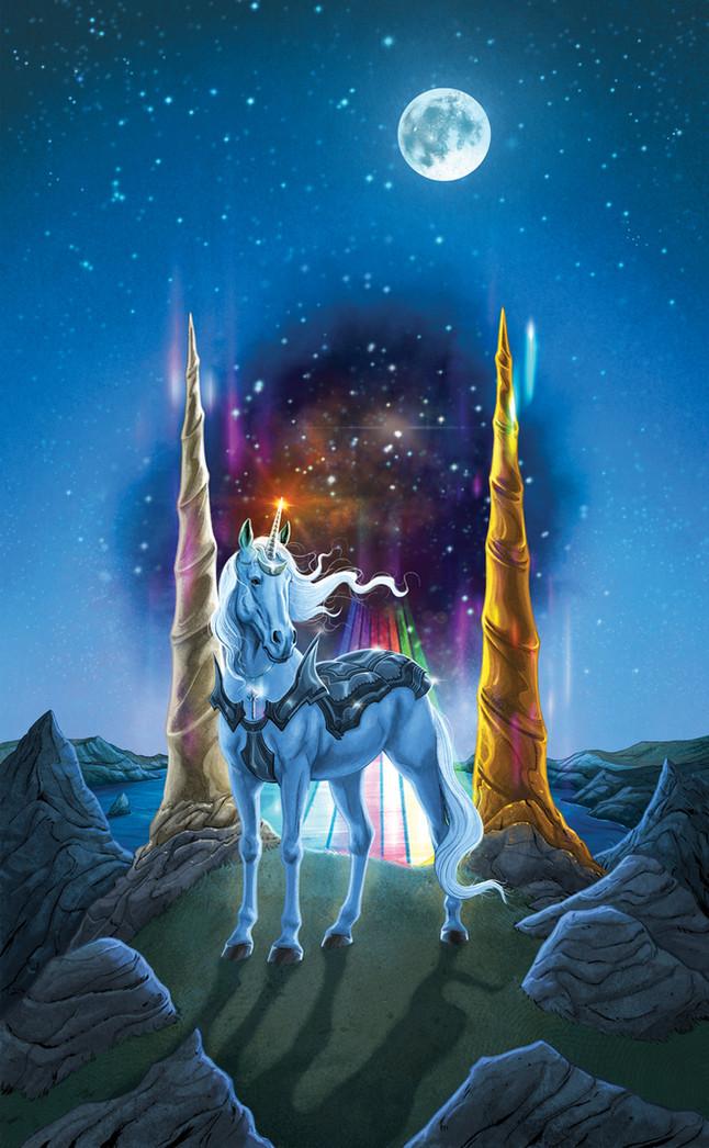 Celestial Unicorn Tarot