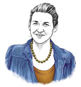 Alicia Jo Rabins