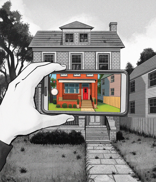 Smart updates for selling your property.