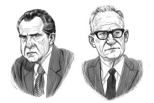 Nixon & Goldwater