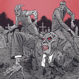 The Zombie Shuffle