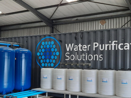 Processing Tertiary Treated Sewage Effluent for Reuse
