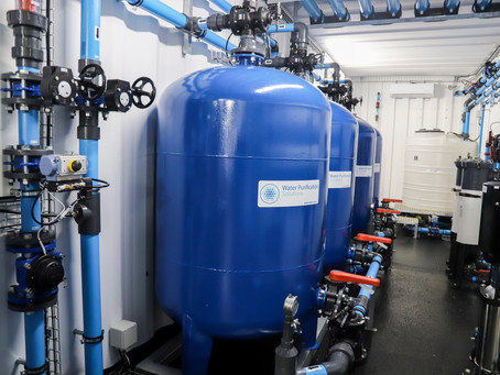 4 Benefits of Water Filtration for Your Company