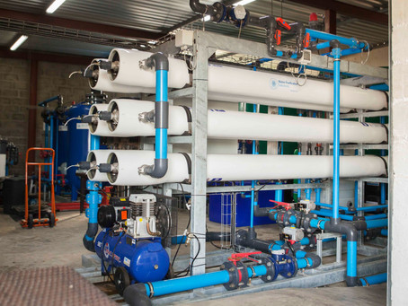 4 Different Types of Reverse Osmosis Membranes