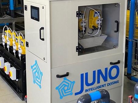 Water Disinfection via the Juno Chlorine Dioxide Generator