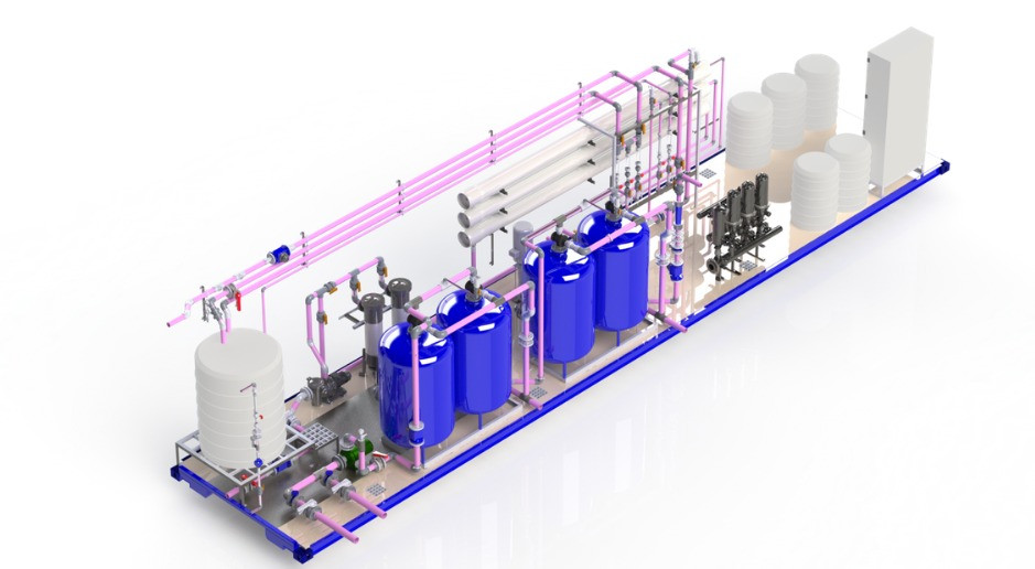 Tobacco Plant Water Treatment Design Phase