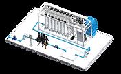 Ultrafiltration membrane prefiltration