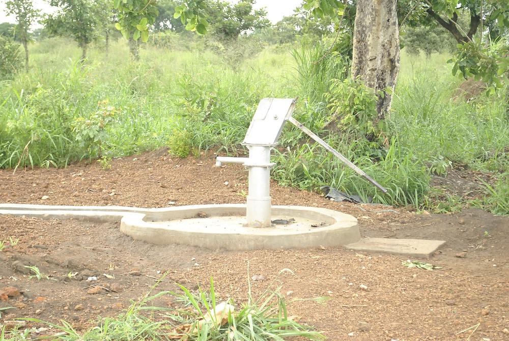 borehole water pump