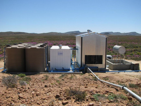 Tailored Solutions for Sustainable Borehole Water Treatment
