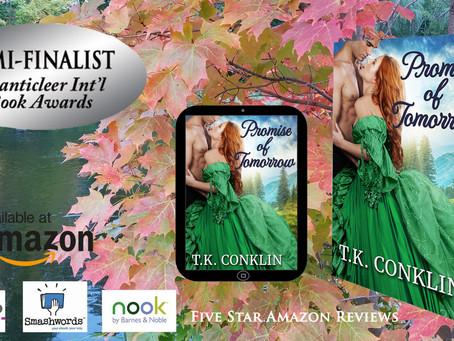 Chanticleer book awards!