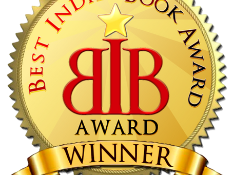 Best Indie Book Award Winner