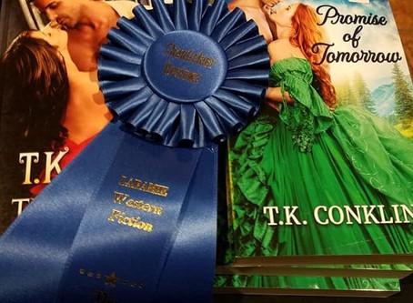 Book Award!!