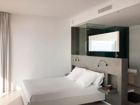 Maneras de integrar el baño en tu habitación