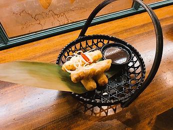Harumaki de Pato _ Restaurante fusión ja