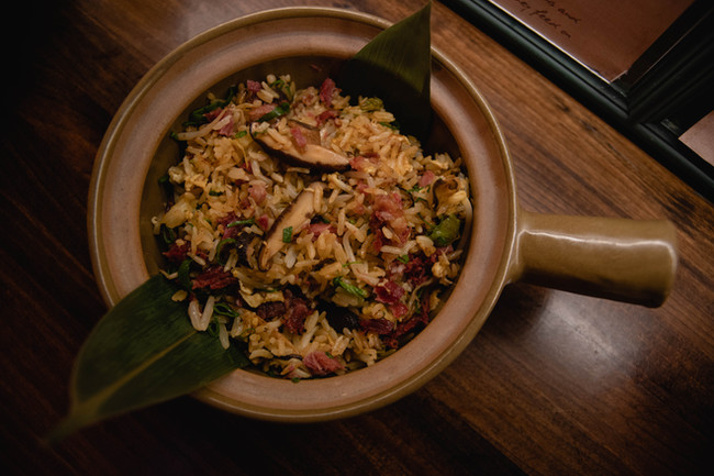 Arroz Kasiba Restaurante fusión japonés filipino Kasiba Madrid