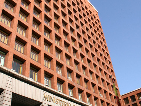 Ministerio de Sanidad · Madrid