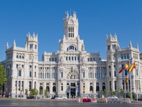 Ayuntamiento de Madrid · Palacio de Correos