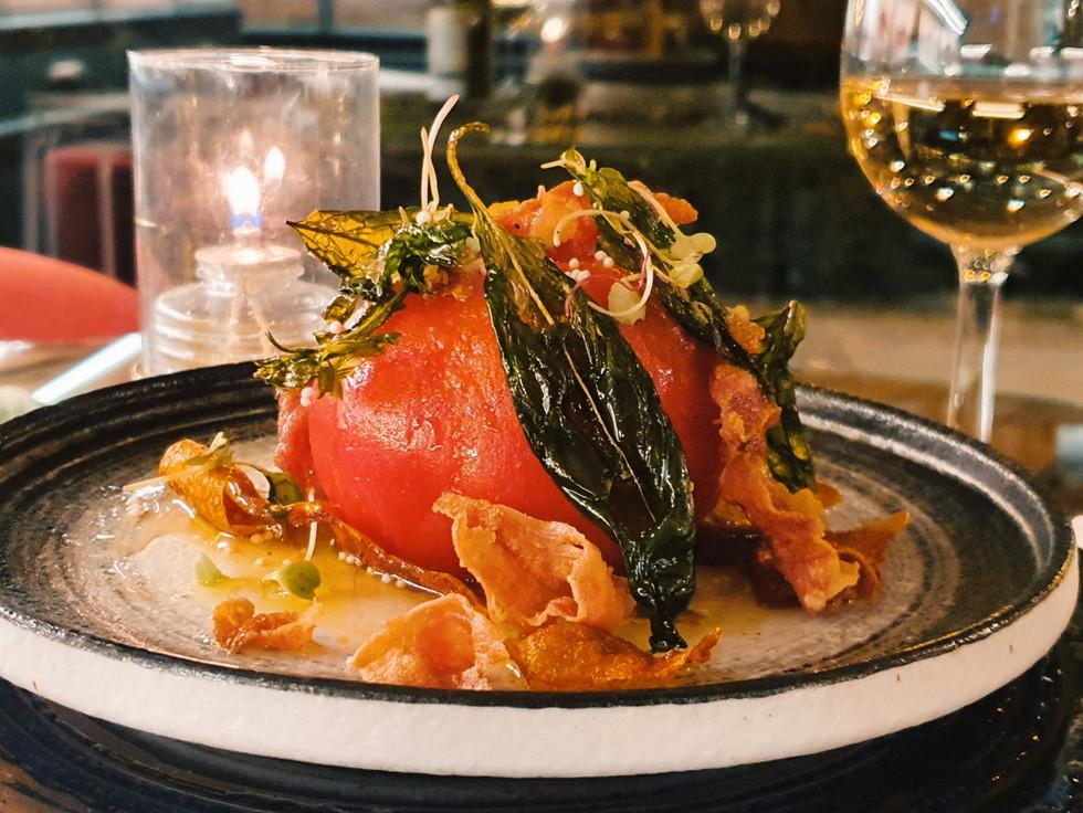 Tomate Trufa | Restaurante fusión japoné