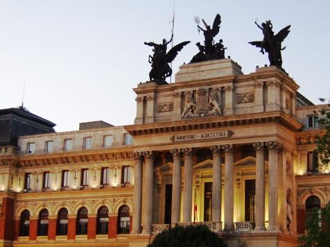 Ministerio de Agricultura · Madrid
