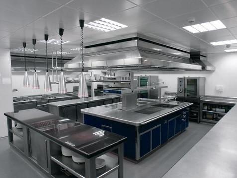 Dark Kitchen en Madrid