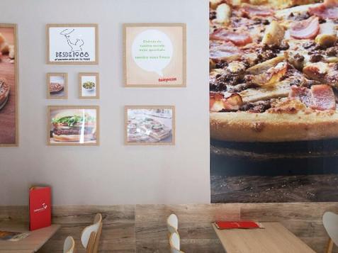 Telepizza Atocha · Madrid