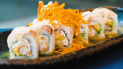 Kasiba Roll - Kasiba Restaurante