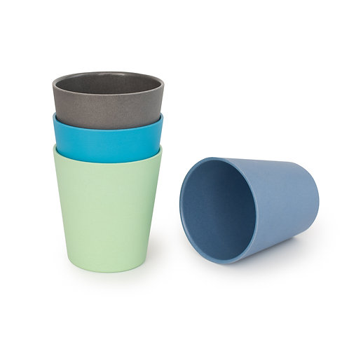 BoBo&Boo Coastal -Pack of 4 cups
