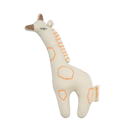 Meri Meri Giraffe Baby Rattle