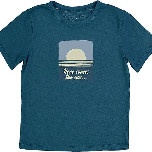 Louis Louise Paris Tom Jersey Blue T-Shirt