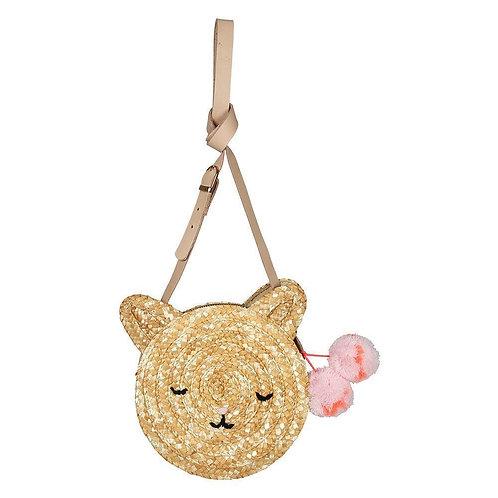 Meri Meri Cross Body Cat Bag