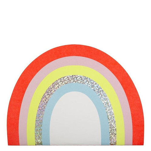Rainbow Stickers And Sketch Book