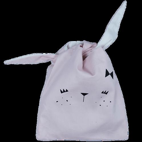 Fabelab Snack Bag - Bunny - Mauve