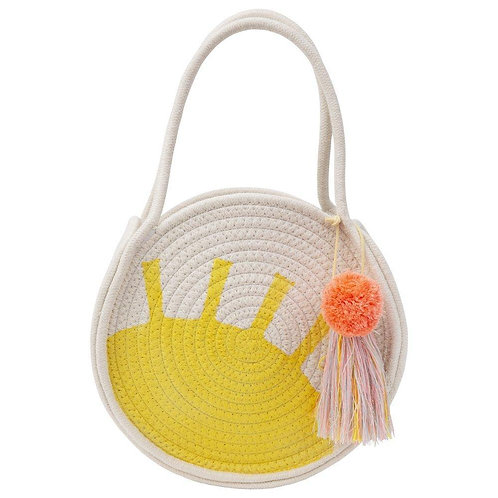 Meri Meri Sunwoven Rope Bag