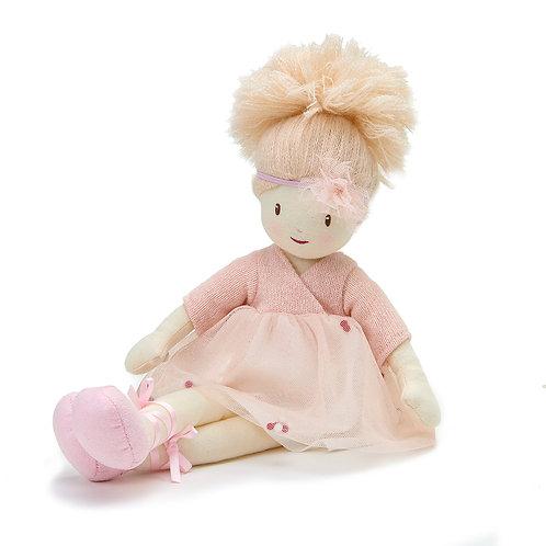 Amelie Ballerina Rag Doll