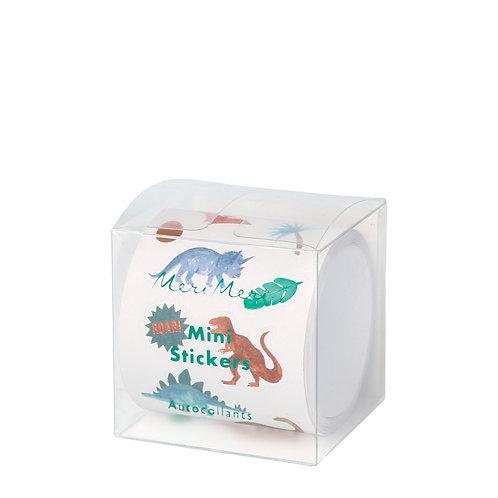 Mini Dinosaur Kingdom Stickers