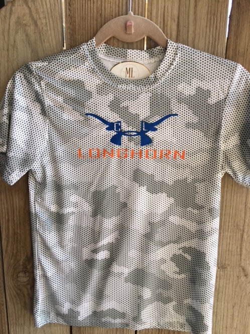 Boys DryFit Camp Shirt