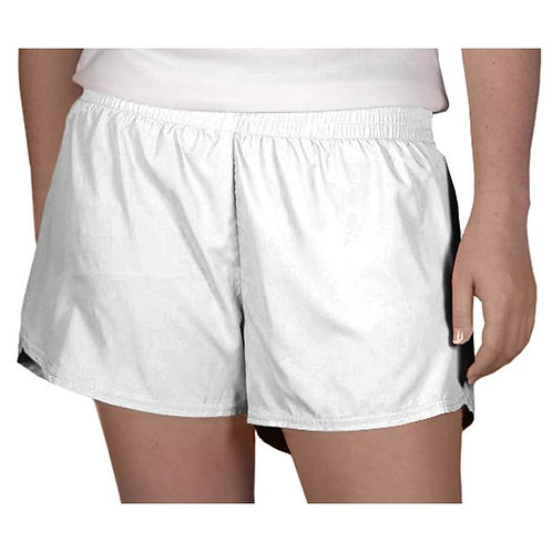 Steph Shorts White