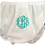 Thumbnail: White Cotton Eyelet Diaper Cover/Panty by IC Manufacturing